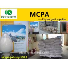 Suministro directo de fábrica MCPA-isooctyl 95% TC, MCPA-Na 13% SL, MCPA-sodio 56% SP