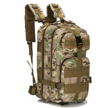 30L Camping Hiking Military Tactical Backpack, Expandable Small Lightweight Assault Pack MOLLE Combat Bug Out Bag for Outdoor