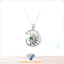 Special Design and Top Sale Silver Charm Pendant 2015 P4989