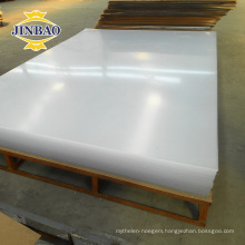 fish pond high impact 60mm acrylic sheet
