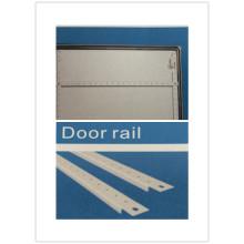 Rail de porte Tibox (traverse pour porte) pour boîtier de montage mural