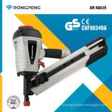 Rongpeng CHF10034ra 34 Degree Clipped Head Framing Nailer