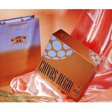 Бумажная упаковка Подарочная коробка для покупок