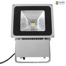 Proyector impermeable IP65 de alto lumen al aire libre 70W LED