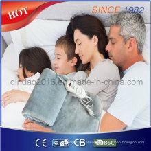 Portátil 80 / 100W Electric Over Blanket para aquecedor de cama
