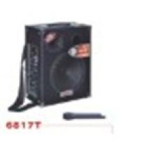 Promoting USB Speaker Rechargeable Speaker 6817t