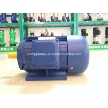 Motor de indução de corrente alternada trifásica Y2 Series de alta performance para ventilador