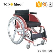 Mode deaktivieren Sporter Rollstuhl für Wettbewerb