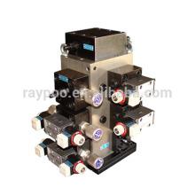 Гидравлическая система применяется к гидравлическому прессу для цепи гусеницы