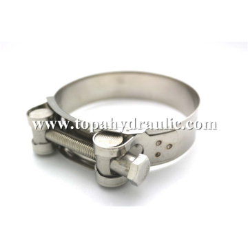 stainless steel hose telescopic pole clamp