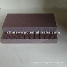 polierte Wpc Terrassendielen Oberfläche Wpc solide
