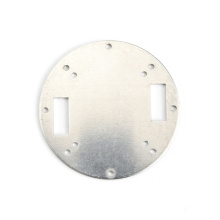 Placa redonda de aleación de aluminio de chapa de metal estampado AL