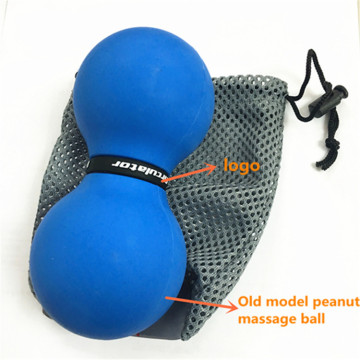 Natural rubber not break peanut massage ball