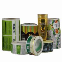 Etiqueta adhesiva autoadhesiva de alta calidad impresa