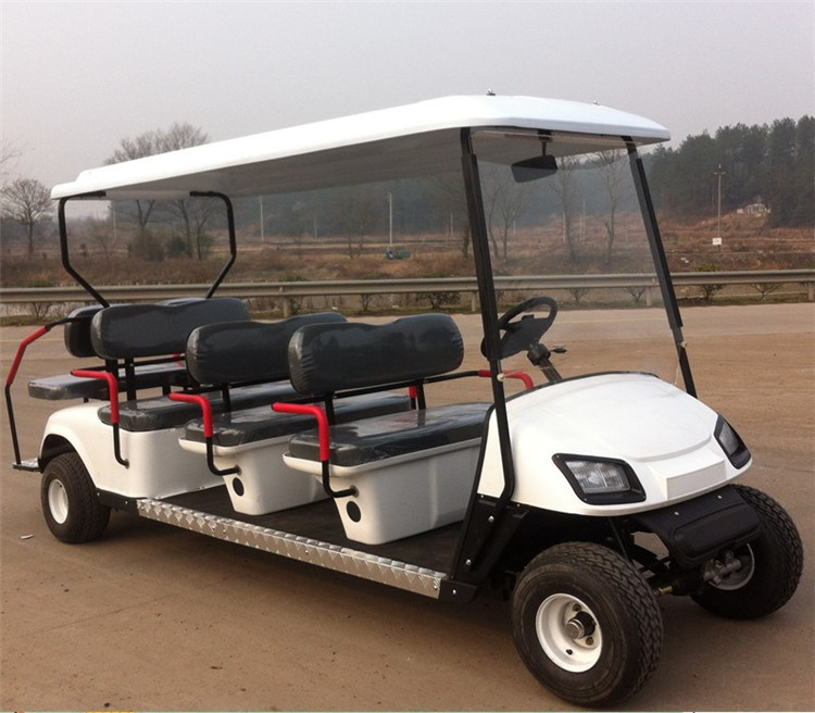8 Seaters Gas Powered Golf Cart