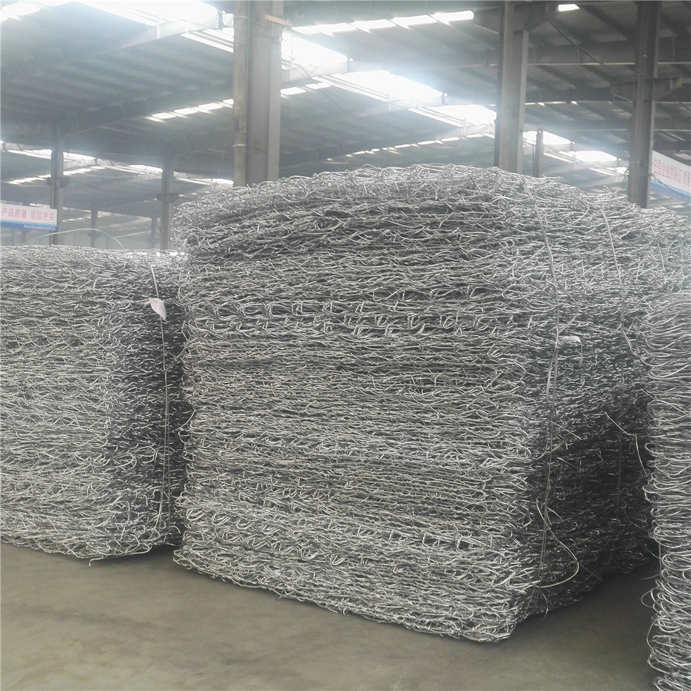 Zinc Coated Gabion Box