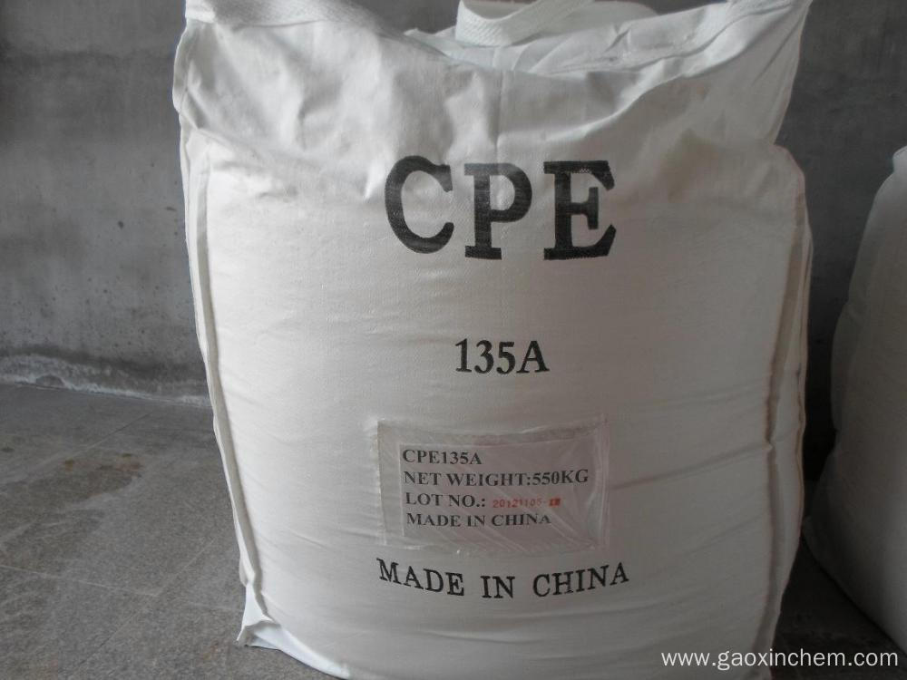 CPE 135A resin for impact modifier type