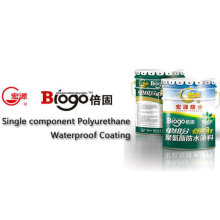 Single Component Polyurethane Waterproof Coating /Building Material /Roof Coating (ISO)