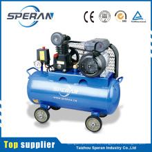 Compresor de aire confiable del compresor 1hp del socio 8bar 0.75kw 50L movido