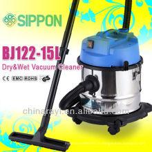 Чистка автомобилей Сухой и влажный пылесос BJ122-15L