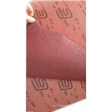 Keramische abrasive Tuch-Rolle / überzogenes abschleifendes / versandendes Tuch