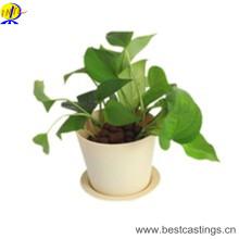 Planteur en plastique coloré qui respecte l'environnement de vente chaude