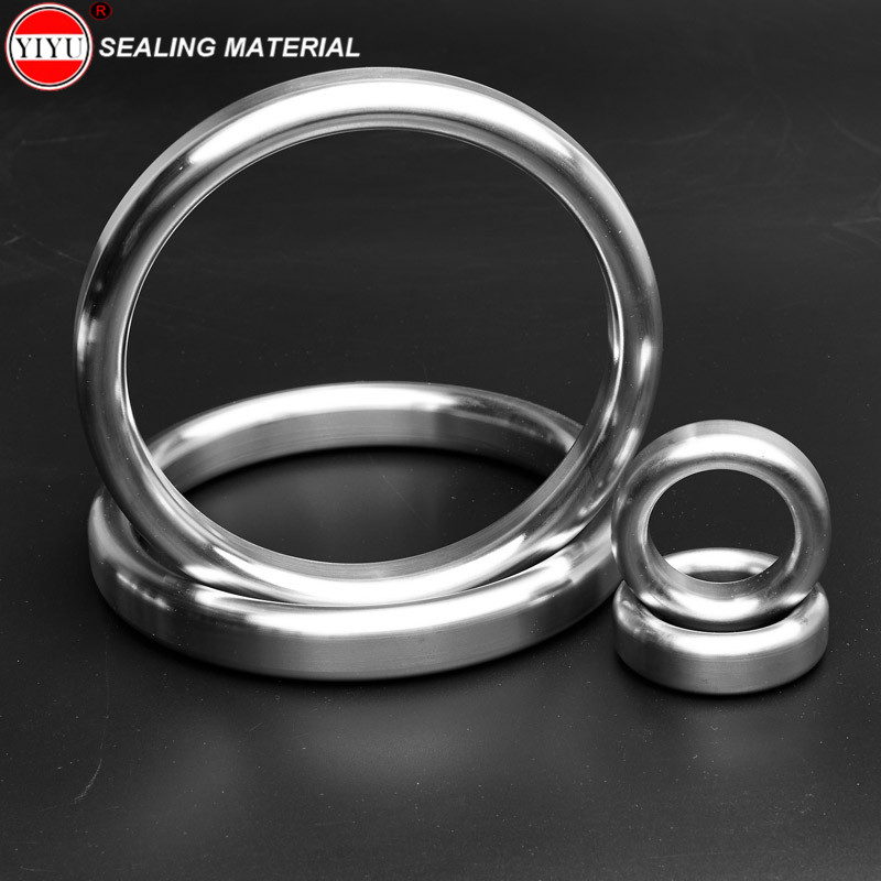 SS347 OVAL Ring Joint Gasket