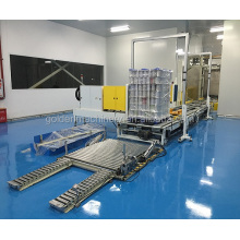 Automatic Tin Can Palletizer Stacking Machine