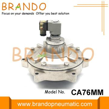 3 '' CA76MM Manifold Mounted Dust Collector Diaphragm Valve