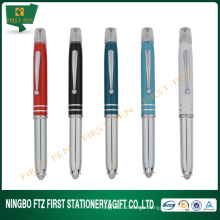 High Quality Stylus Ball Pen With Light
