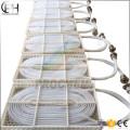 Trocador de calor de isolamento de alta temperatura anticorrosivo PFA