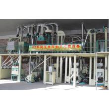 Fábrica de milho para máquinas de moagem de milho Fábrica de milho de milho