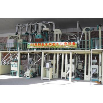Maismehl Mühle für Maisfräsmaschinen Maismühlenwerk