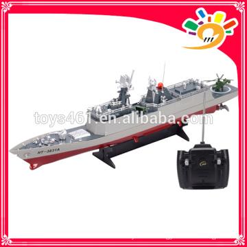 1: 275 Système de modèle de la frégate rc Expédié Frigate rc bateau modèle 3831A bateau à grande vitesse