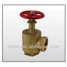 Válvula de latón de hidrante con certificación FM