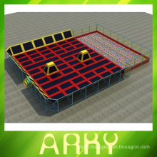 Good Quality Indoor Bungee Trampoline Game
