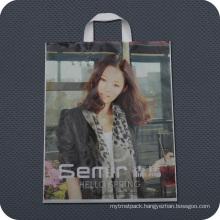 Plastic Fashion Garments Packaging Bag