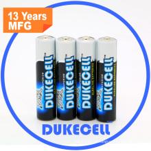 Super bateria alcalina AAA Lr03 Made in China