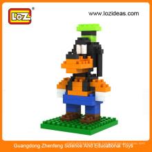 Pädagogische Miniblock Brick Toys für Kinder