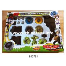 Metal brinquedo liga musical piscando luz top top brinquedo (813721)