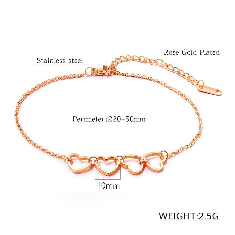 anklets online shopping