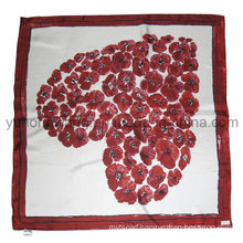 High Quality Lady Square Scarf/Handkerchief/Bandana