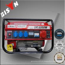 BISON (CHINA) SWISS KRAFT Generadores Portable SK8500W Generador En Venta