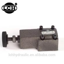 heavy duty hydraulic relief valves pressure