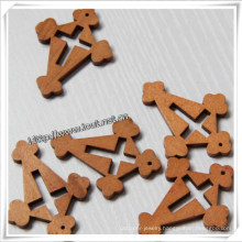 Religious Style and Wood Material Wooden Cross (IO-cw006)