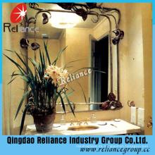 Espejo de plata de 3mm Alto Quanlity / Espejo de baño / Espejo de muebles