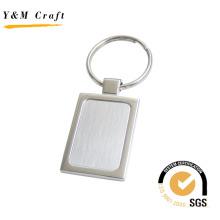 Hochwertige Rechteck Form Metall Schlüsselbund für Geschenk (Y02276)