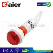 Luz piloto de montagem em painel Daier XD10-6W