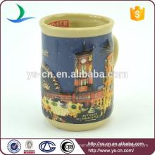 YScc0016-01 noite construção de cerâmica por atacado canecas para venda