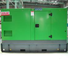 160kw/200kVA Silent Generator Set with Doosan Engine